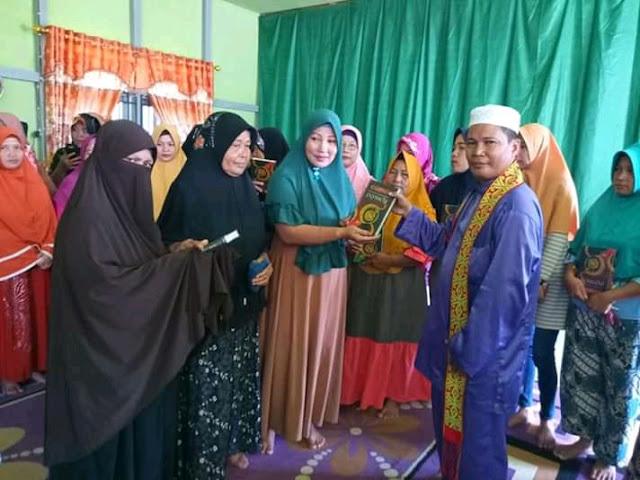 Lenny Nahkodai LP2M Kecamatan Bunut Hulu