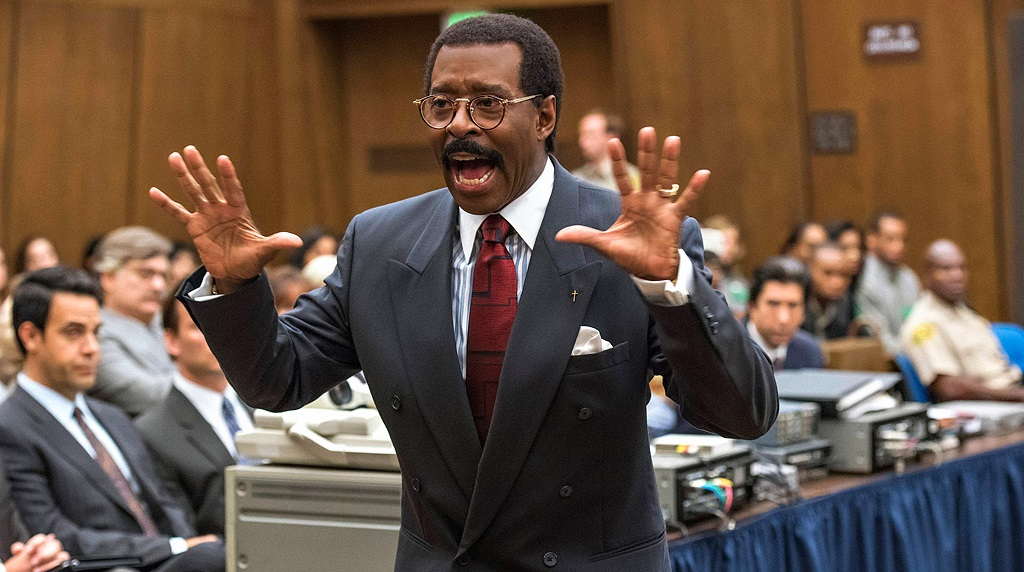 Courtney B. Vance en The People v. O.J. Simpson