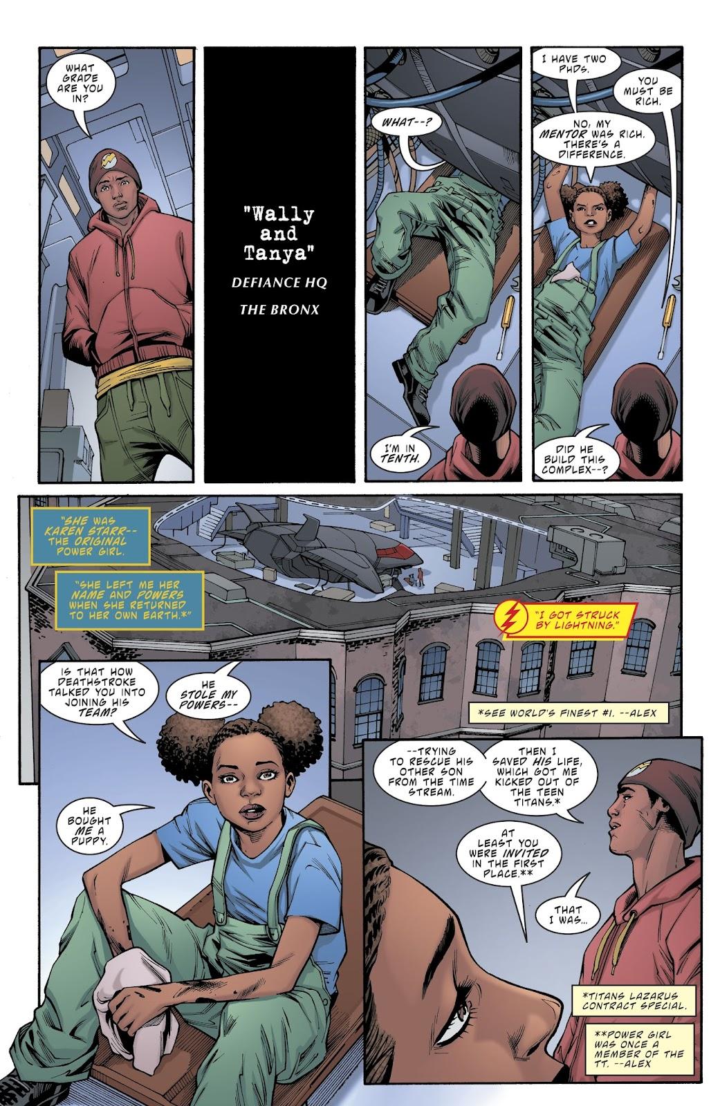 Read online Deathstroke (2016) comic -  Issue #21 - 14