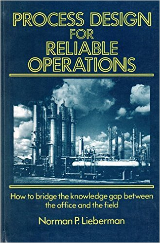 Process Design for Reliable Operations pdf, download Process Design for Reliable Operations,Process Design for Reliable Operations,Process Plant Control pdf,control engineer,Function of a process control engineer,Centrifugal compressor surge ,Sizing control valves,refrigeration,distillation,Retrofit Existing Process Equipment,continuous process equipment for vapor-liquid processing. Equipment covered includes:- Packed Distillation Towers, Trayed Distillatiion Towers, Distillation Tower Internals, Shell & Tube Heat Exchangers-Pitfalls of Over-design, Vacuum Systems & Surface Condensers, Reboilers & Condensers, Centrifugal Pumps & Compressors-Effect of Viscosity, Level Control & Indication, Process Plant Safety, Sizing Knock-Out Drums, Hydrocarbon-Water separators, How start-up conditions influence Plant Design.