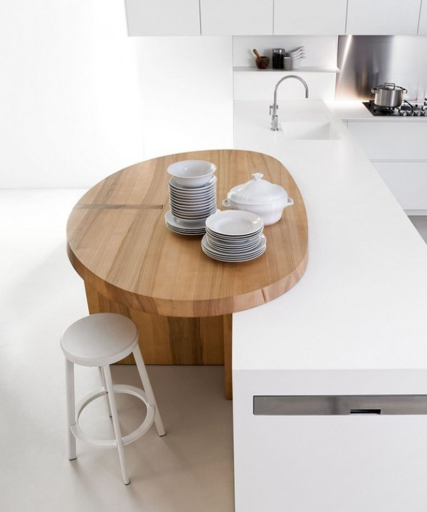 Minimalist Kitchen Design: Minimalist Kitchen Design Interior For Small Spaces