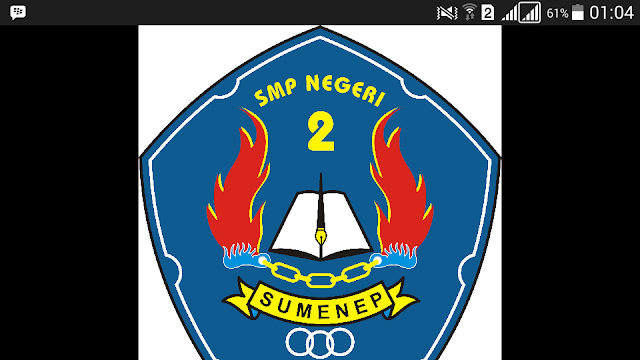 logo smp negeri 2 sumenep