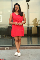 Shravya Reddy in Short Tight Red Dress Spicy Pics ~  Exclusive Pics 017.JPG
