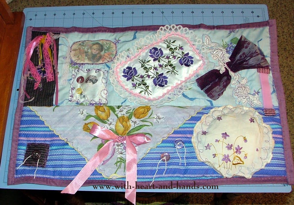 Alzheimer S Awareness Quilting Inspiration Fidget Quilts