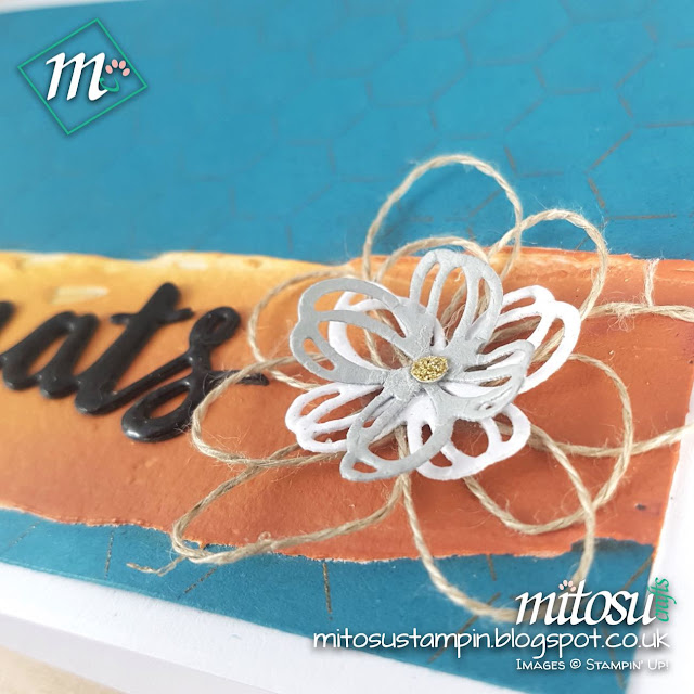 Sunshine Wishes Stampin' Up! Jay Soriano Mitosu Crafts Order Stampinup UK Online Shop 5