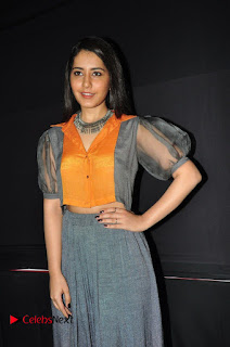 Actress Rashi Khanna Pictures at Omega Hospitals Quit Smoking Campaign 0008