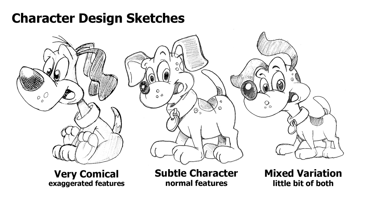 Character Design Companies : Arrrggghhh another design process for company