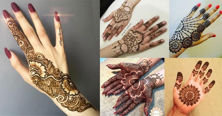 Mehndi For Practice : New simple mehndi henna designs for hands buzzpk