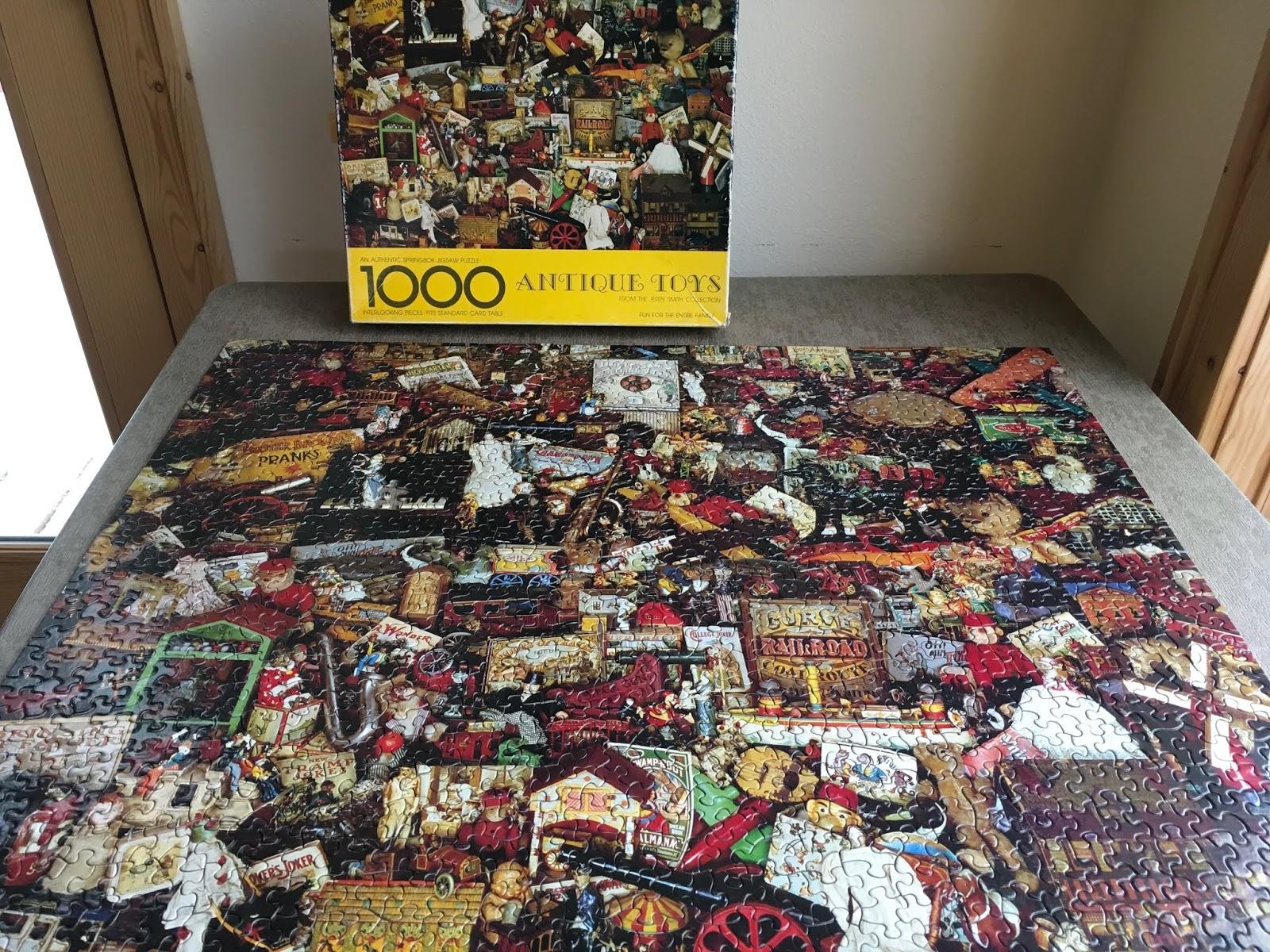 Too many puzzles!