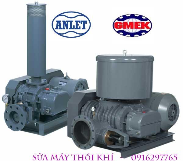 sửa chữa máy thổi khí anlet, bảo dưỡng máy thổi khí anlet, bảo trì máy thổi khí anlet