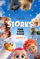 Storks (2016) - Poster