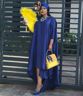 Pictures From Lala Akindoju And Chef Fregz Wedding