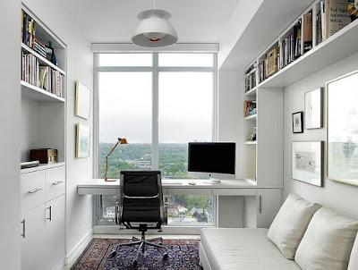 Desain Ruang Kerja Pribadi yang Nyaman di Rumah