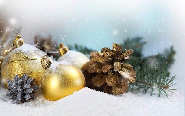 Snow Christmas HD Wallpapers Download Free