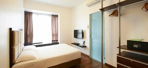 Serviced Apartments - Studio A
