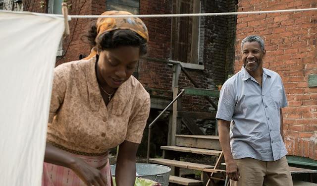 Premios Óscar, Viola Davis, Fences