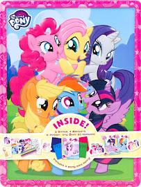 My Little Pony Collectors Tin Books