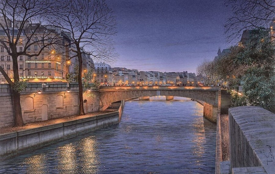 07-Parisian-Nighttime-View-07-Thierry-Duval-www-designstack-co