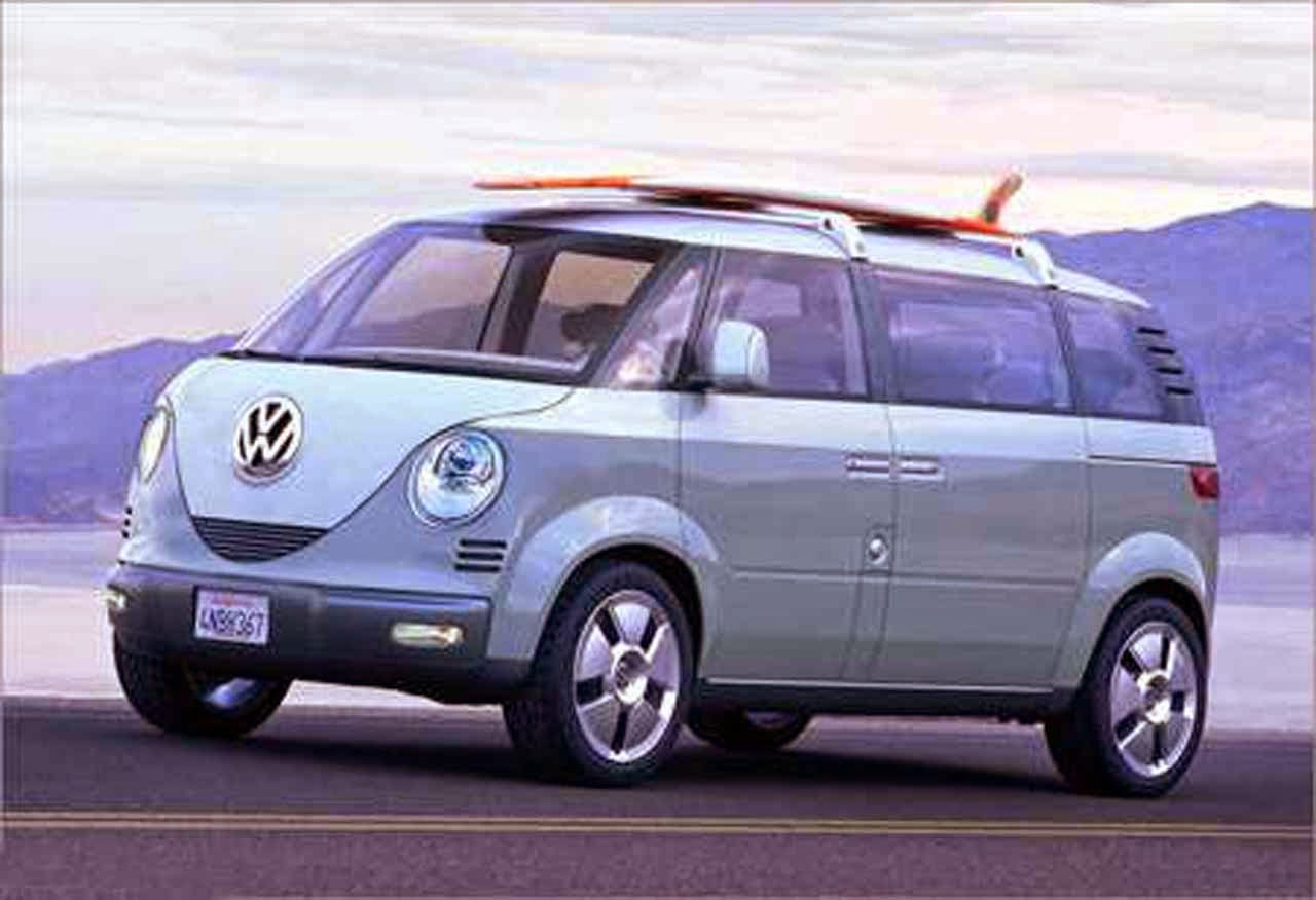 Volkswagen Microbus 2017 Is Ready To Show Its New Model Of Until The Last 10 Years Ago Vw Shows Off Segment