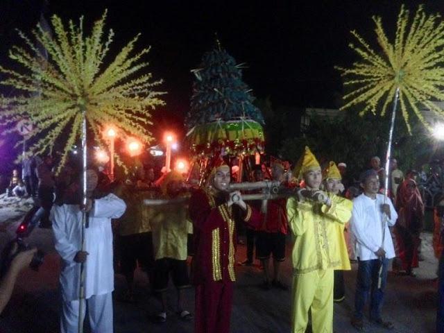 Lebaran Mandura : Tradisi Khas Masyarakat Kampung Baru, Kota Palu