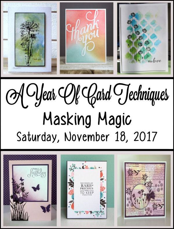 Masking Magic Blog Hop