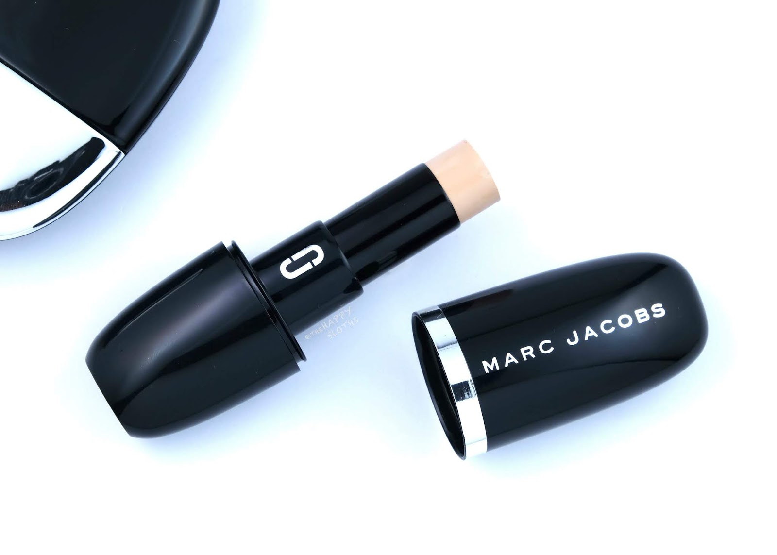 "Marc Jacobs | Accomplice Concealer & Touch-Up Stick in ""10 Fair"": Review and Swatches"