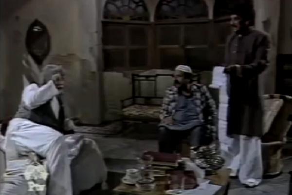 PTV Old Classic Drama Half Plate