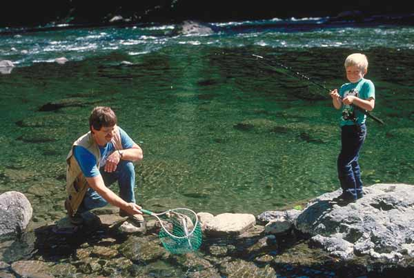 Stueby 39 s outdoor journal weather looks grand for memorial for Boise river fishing