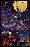 Gargolas Heroes mitologicos Temporada 02 Audio Latino