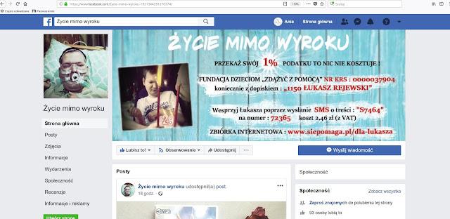 https://www.facebook.com/%C5%BBycie-mimo-wyroku-1921344281270374/