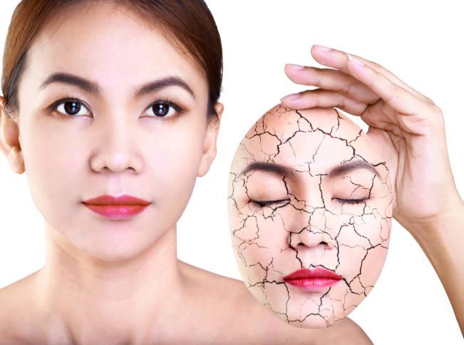 Masker Wajah Untuk Kulit Kering Dan Kusam