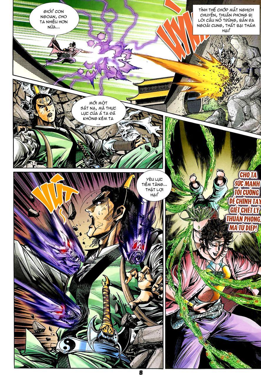 Đại Đường Uy Long chapter 80 trang 10