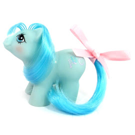 My Little Pony Noodles Year Five Newborn Twin Ponies G1 Pony