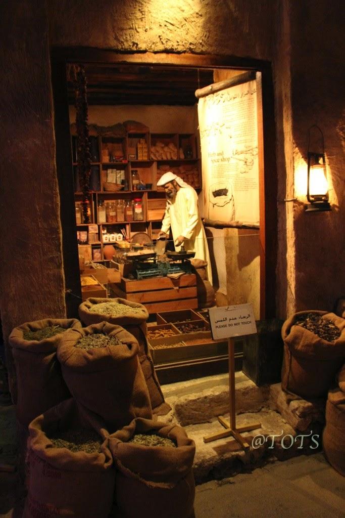 Attractive Destinations in Dubai - Dubai Museum