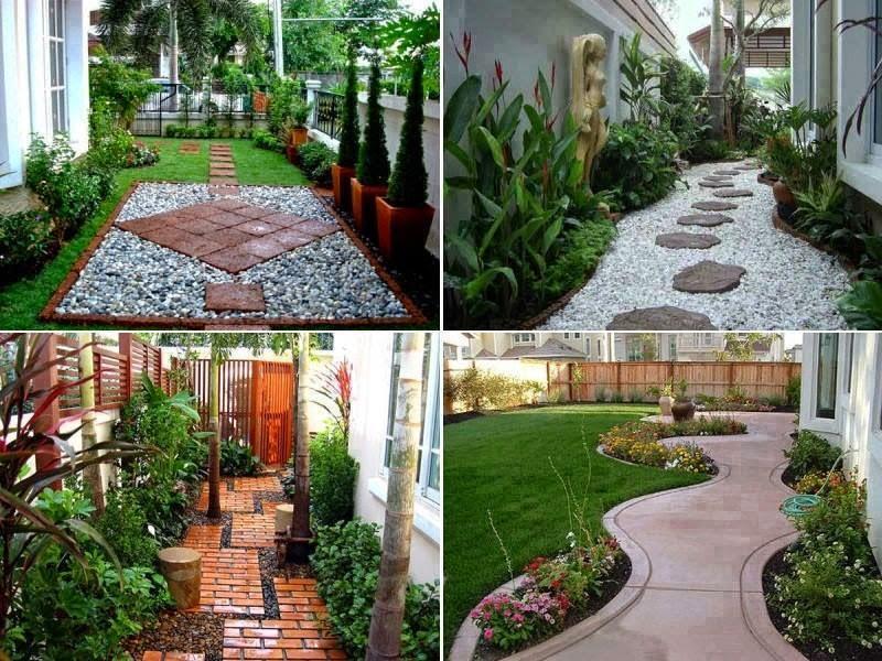 Immagini aiuole e decorazioni per giardino e terrazzo - Idee decorazioni giardino ...