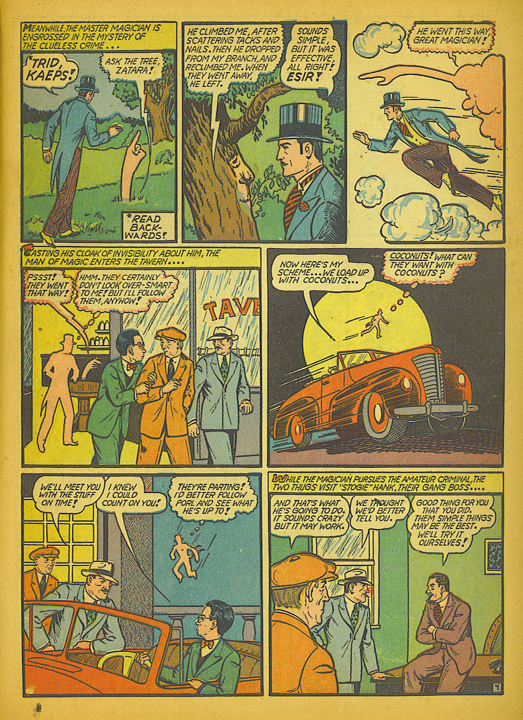 Read online Action Comics (1938) comic -  Issue #51 - 62