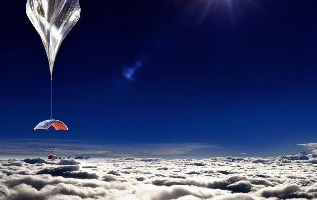 Balões são soltados atualmente constantemente nos céus