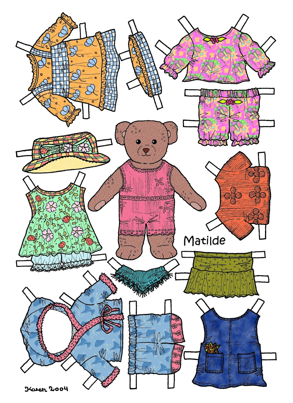 two paper dolls Find great deals on ebay for old paper dolls shop with confidence.