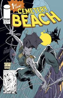 CEMETERY BEACH #1 Cover B Todd McFarlane tribute
