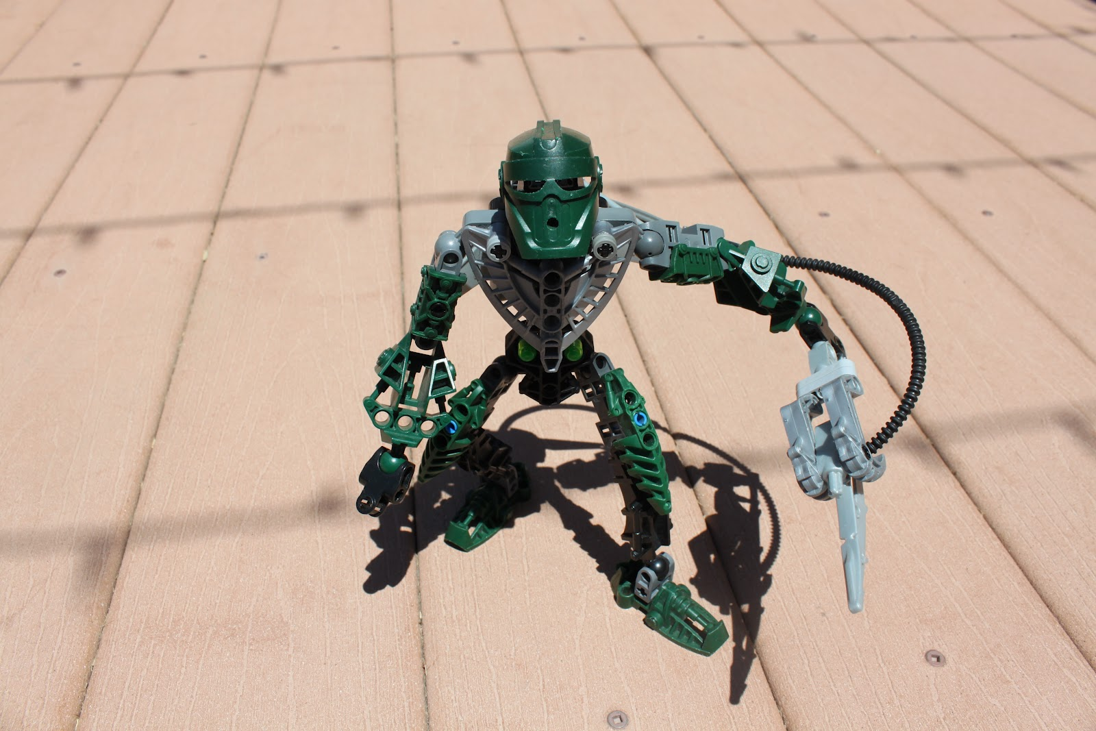Epic Bionicle Mocs 2012