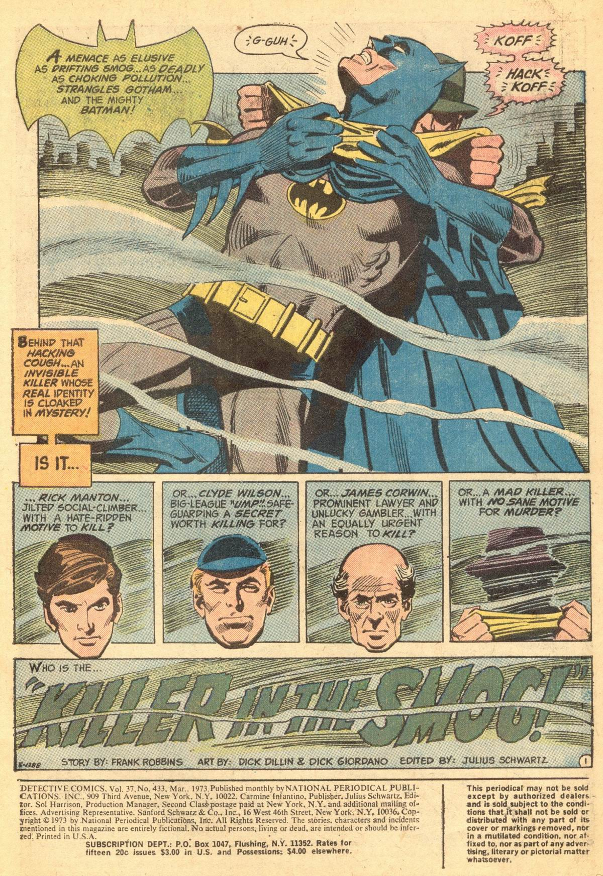 Detective Comics (1937) 433 Page 2
