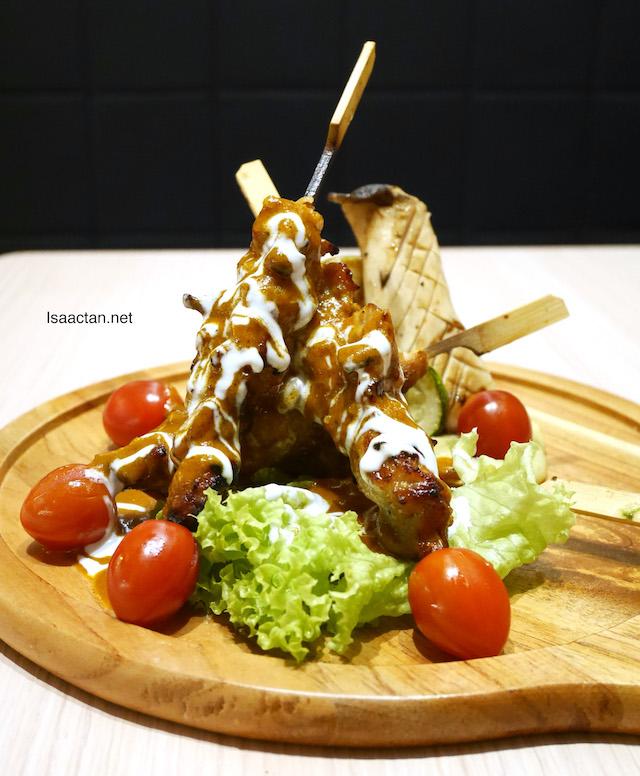 Chicken Skewers (4 Sticks) - RM18.90