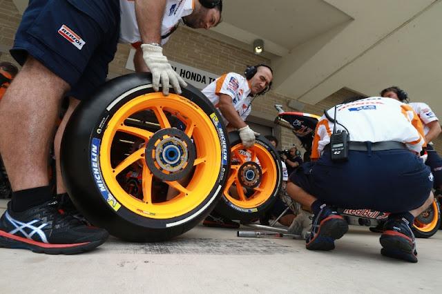 Michelin 'bereaksi dengan cara yang benar'