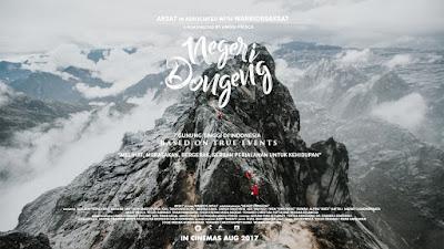 Gambar poster film Negeri Dongeng