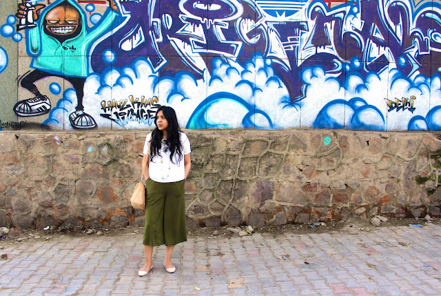 Comfort in Culottes  image
