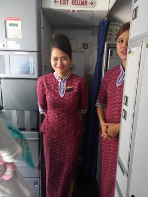 Pramugari Cantik Lion Air