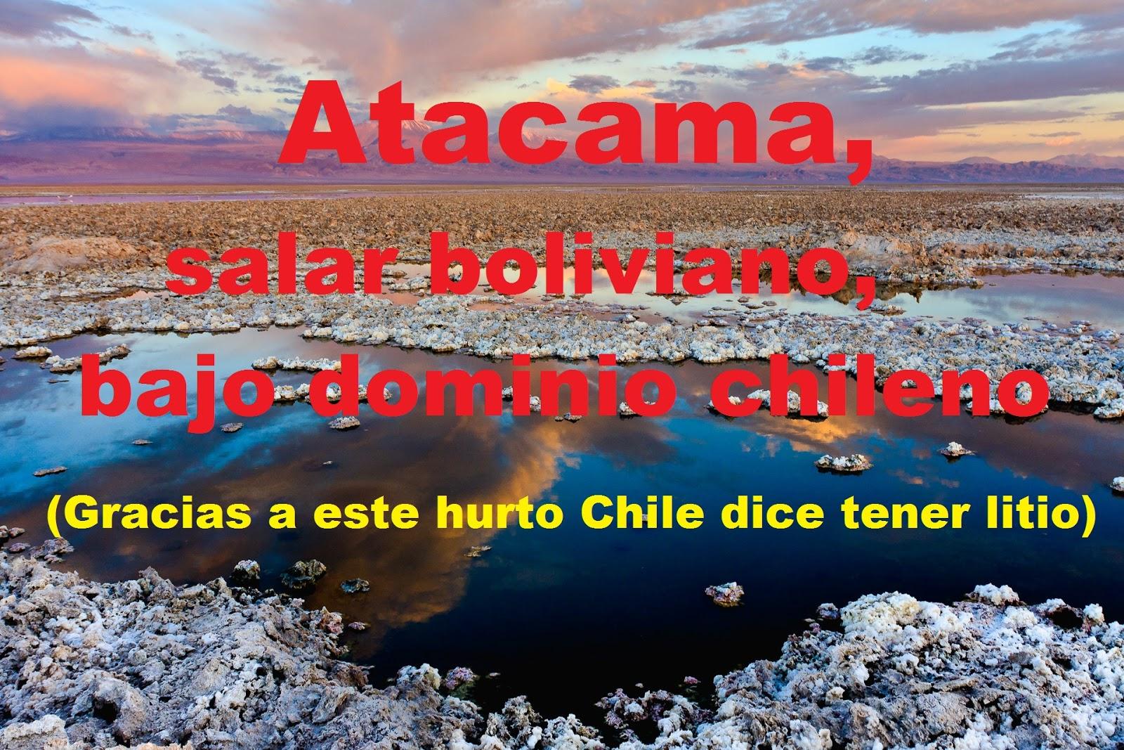 BOLIVIA... LO MEJOR QUE TENEMOS: EL LITIO, UNA OPORTUNIDAD DE ...