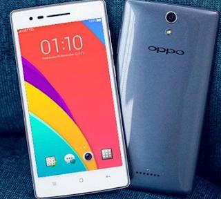 Cara Flash Oppo Mirror 3 Via SD Card Dengan Cepat