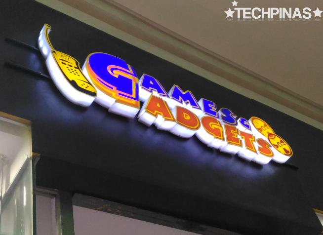 Games and Gadgets SM CyberZone