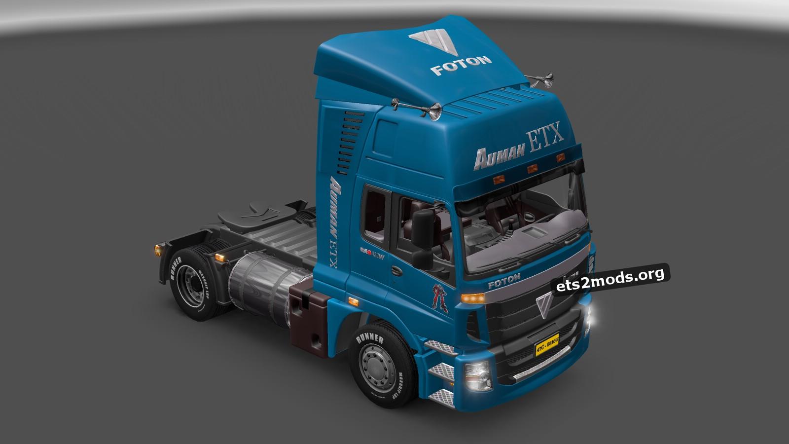 Foton Truck mod